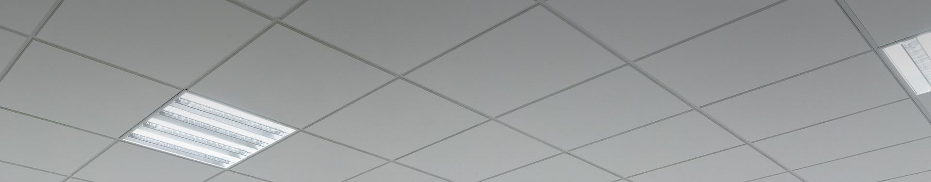 Falso techo registrable affordable falsos techos de - Falso techo decorativo ...
