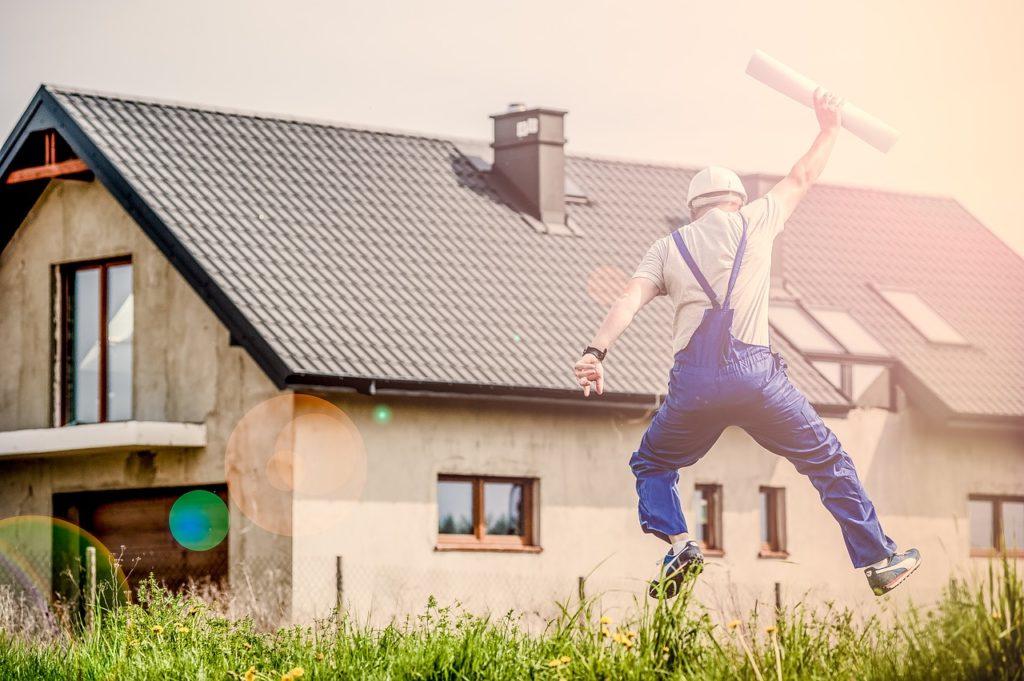 construir casa de sueños